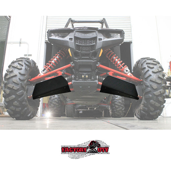 Polaris RZR RS1 A-Arm Guards by Factory UTV (FUTV)