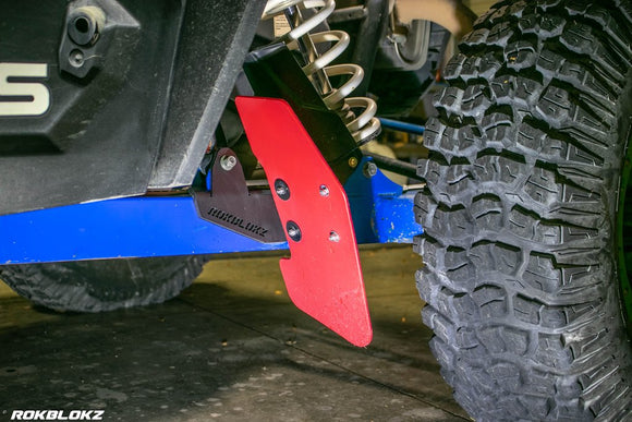 POLARIS RZR RS1 TRAILING ARM GUARDS (Pair) by ROKBLOKZ