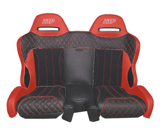 RAGE HIJACK BENCH - Can-Am X3 Bench-Seats by Hunter Safety Products