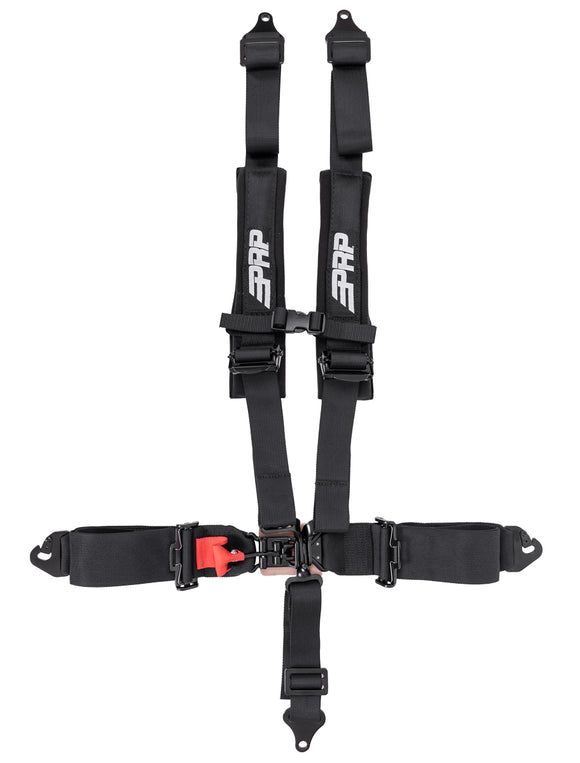 Padded 5.3 x 2 Seat Belt Harness by PRP