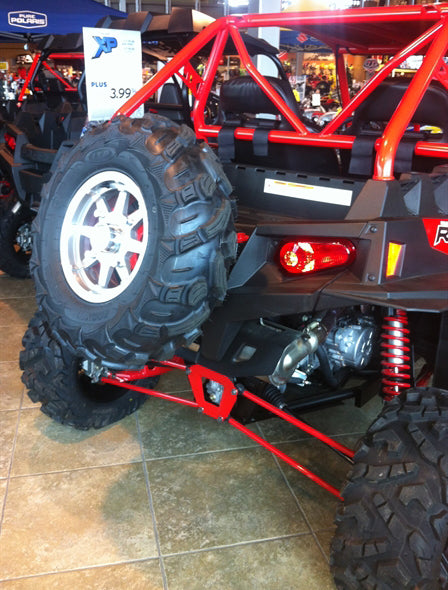 RZR Spare Tire Carrier (Free Shipping Lower 48 States Only) by PRP