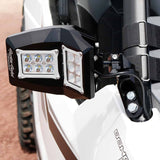 Sector Seven Ultimate Light/ Mirror Spectrum with Bung Mount - Polaris General, Ranger, & RZR