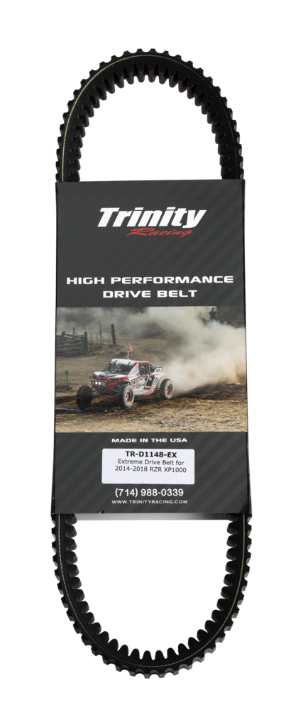 WORLDS BEST BELT - RZR XP1000/General/900 2015+ and 1000S - by Trinity Racing