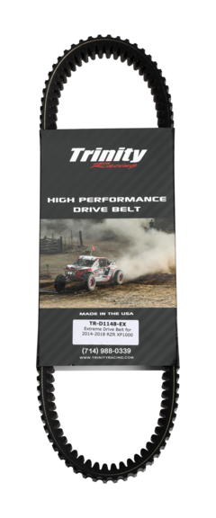 WORLDS BEST BELT - RZR TURBO/RS1 - by Trinity Racing