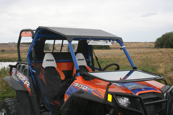 Ryfab Polaris Rzr 570 800 Xp 900 Glass Fold Down