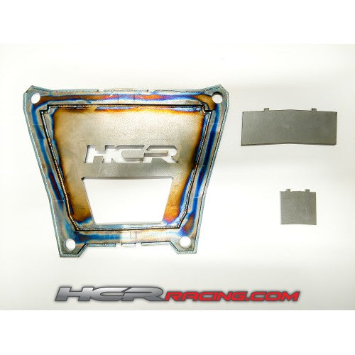 HCR RZR Turbo S Race Series Back Plate