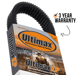 Ultimax CanAm Belts (not X3) by Timken