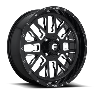 Stroke D611 Wheel by Fuel UTV