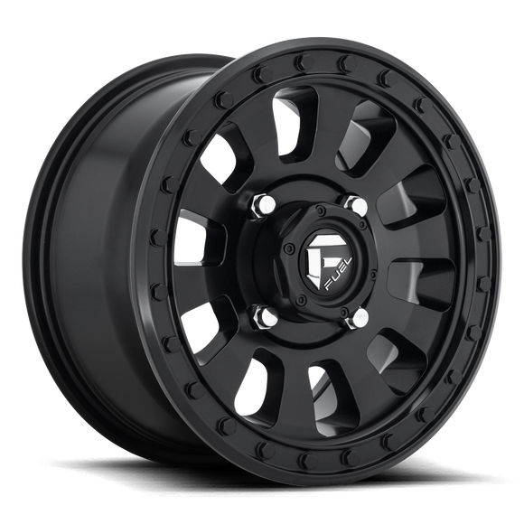 Tactic D630 Wheel by Fuel UTV