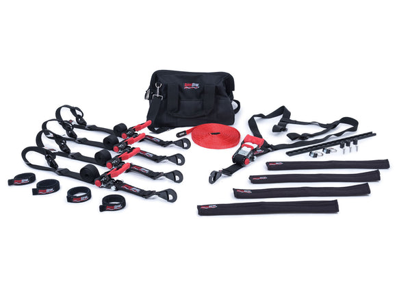 SpeedStrap, Ultimate RZR Kit (1.5″ Tie-Downs) by PRP