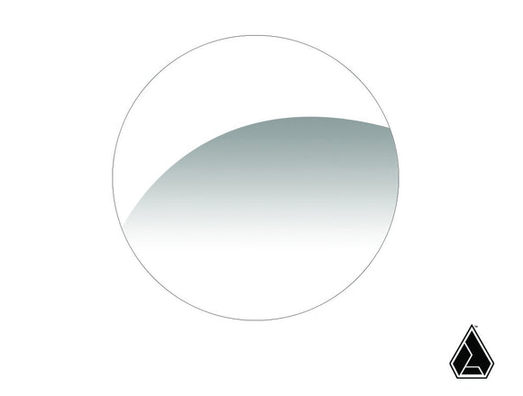 ASSAULT INDUSTRIES SIDEWINDER MIRROR CONVEX GLASS REPLACEMENT