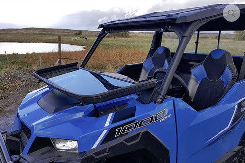 Polaris General Windshield Folding Vented By Ryfab Pro