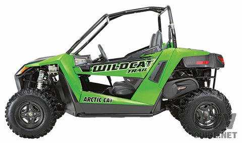 Ryco Street Legal Kit for Arctic Cat UTVs and SXS (Free Shipping Lower 48 States Only)