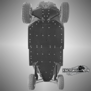 Can-Am Maverick X3 Max Ultimate Half Inch UHMW Kit by Factory UTV (FUTV)