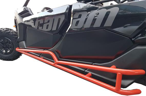 Rear Lower Doors Canam Maverick X3 Max Aluminum