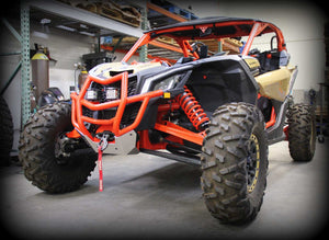 Adventure Air Onboard Compressor Kit for CanAm X3 by Full Metal Fabworks
