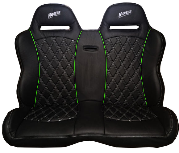 XP 1000 Rear Bench-Seats - by Hunter Safety Products