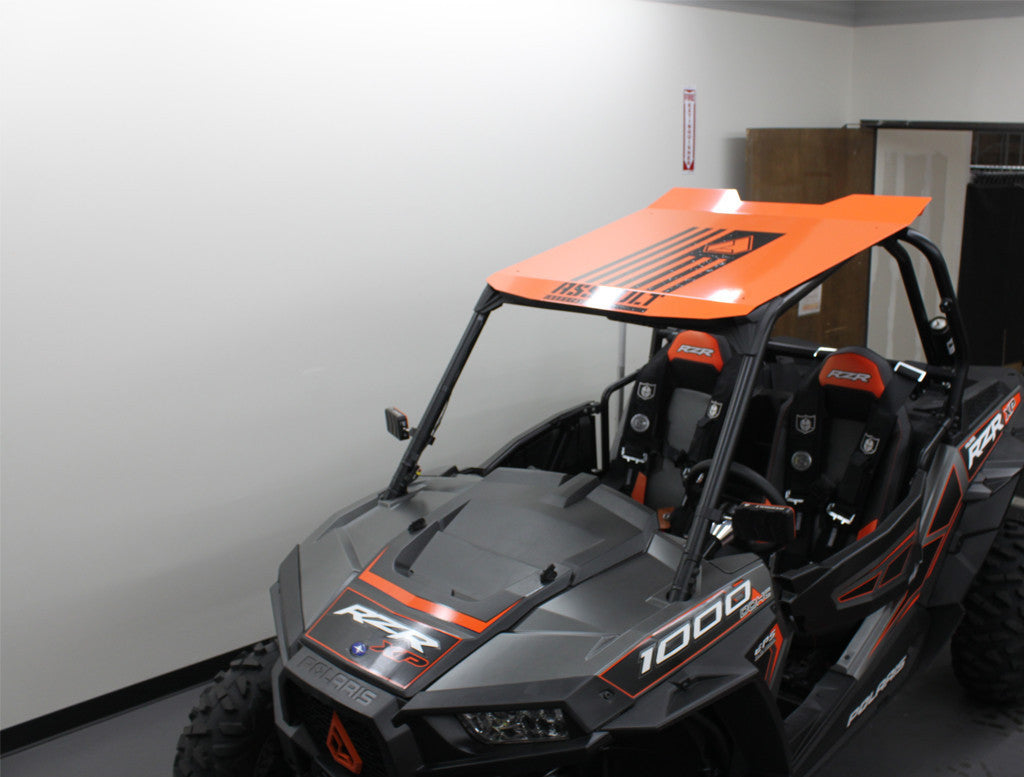 2011 Polaris Ranger Xp Wiring Diagram Libraries 2013 900 Light Bar Assault Industries Aluminum Roof For Rzr 1000 And Turbo Two2011