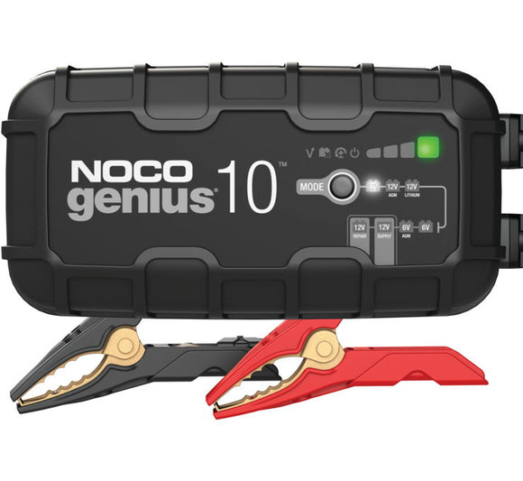 Genius 10 Battery Charger by NOCO
