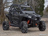 "Super ATV Polaris RZR S 900 1.5"" Forward Offset AtlasPro Boxed A-Arms"