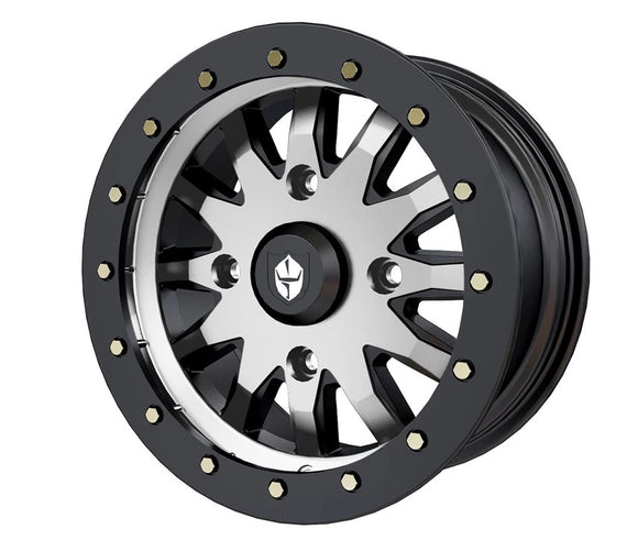 Pro Armor Wheel: Halo Accent 15x7 (156) Set of 4