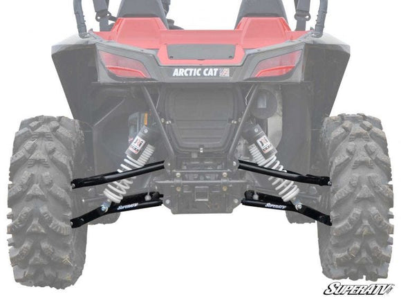 Arctic Cat Wildcat Sport High Clearance Rear A-Arms by SuperATV