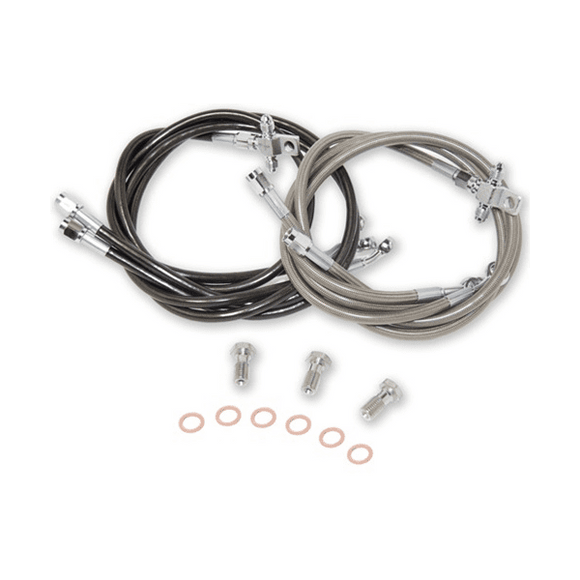 CanAm ATV-UTV FRONT BRAKE LINES by Streamline