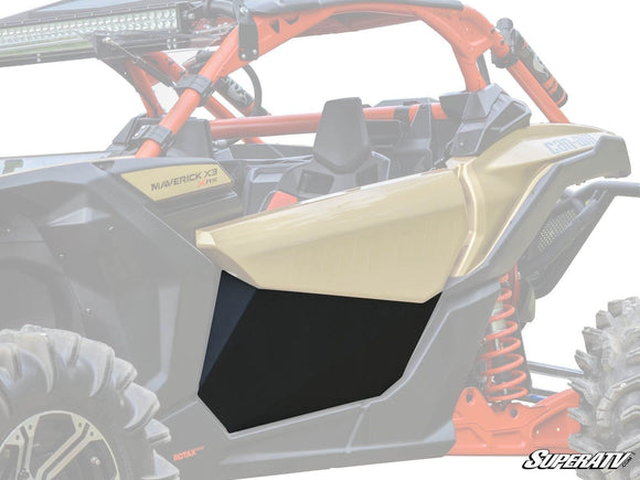 Can-Am Maverick X3 Lower Doors By SuperATV