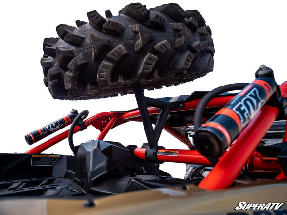 Can-Am Maverick X3 Spare Tire Carrier by SuperATV