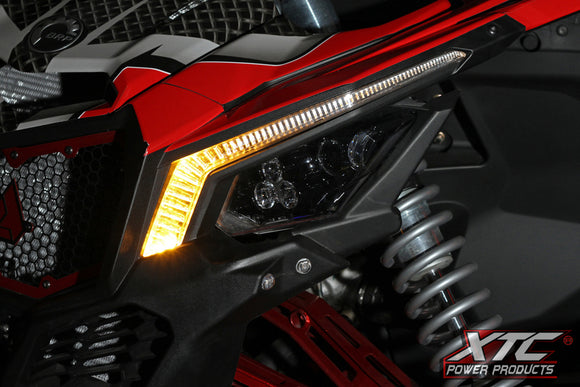 Can-Am Maverick X3 Plug & Play™ Self Canceling Turn Signal System by XTC