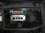 Can-Am Maverick X3 Glove Box Kenwood Radio & Intercom Bracket by PCI Race Radios