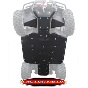Can-Am Commander 1000 Ultimate Skid Packages by Factory UTV