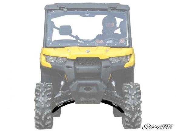 CanAm Defender High Clearance Lower Front A-Arms by SuperATV