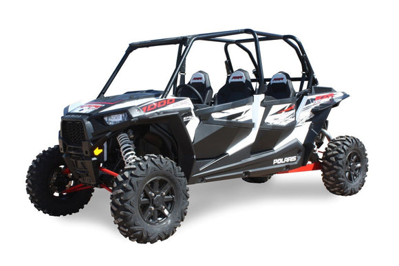 RZR Door Panel and Slammer Kit (4 Seat) by Dragonfire