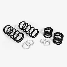 POLARIS RZR XP TURBO S TENDER SPRING KIT FOR FOX LIVEVALVE SHOCKS (2018-2019) by Zbroz
