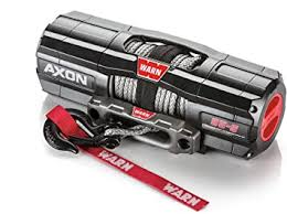 Warn AXON 55-S Powersports Winch