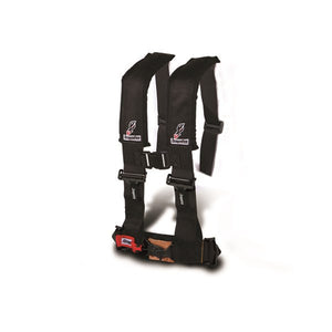 "Seat Belt Harness by Dragonfire Racing, H-Style (3"" Padded)"