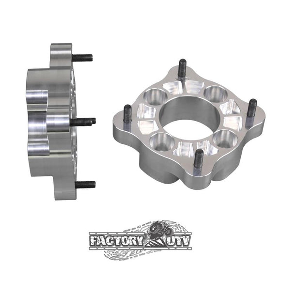 Billet Aluminum Wheel Spacers by Factory UTV