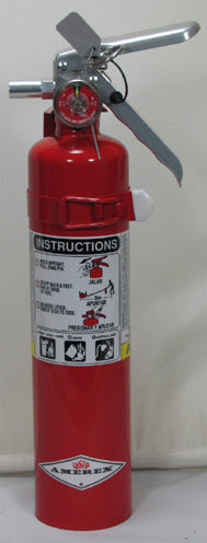 Amerex B417T ABC Dry Chemical Fire Extinguisher w/ vehicle mount by Tek208