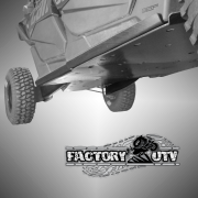 CanAm Maverick MAX X3 Rock Sliders by Factory UTV (FUTV)