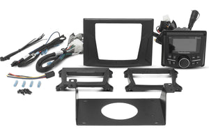 Stereo kit for select Polaris GENERAL™ models GNRL-STAGE1 by Rockford Fosgate