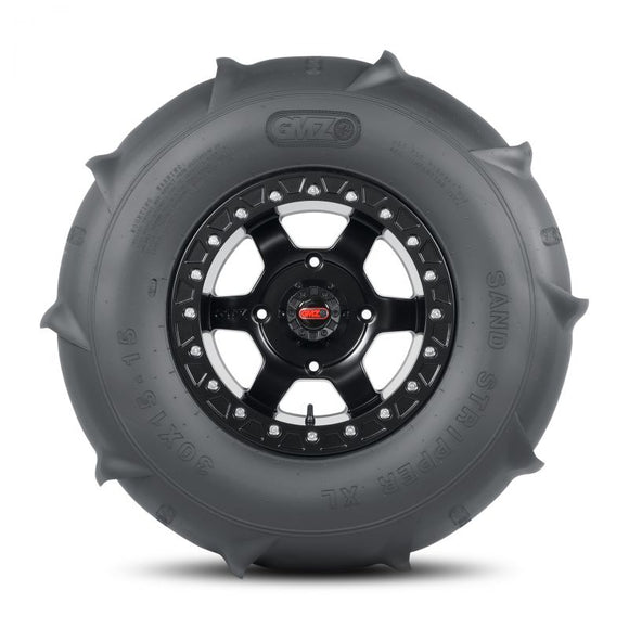GMZ Sand Stripper XL Rear (10 Paddle) 30x15 R15