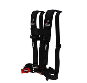 "Seat Belt Harness by Dragonfire Racing, H-Style (2"" Padded)"