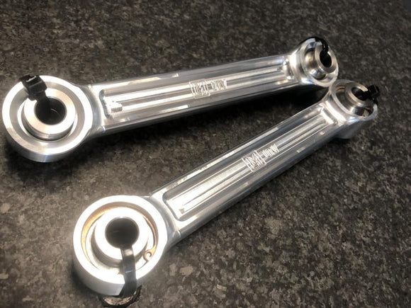 Polaris | Rzr | Fixed Rear Sway Bar Links 10MM Bolts by LM UTV
