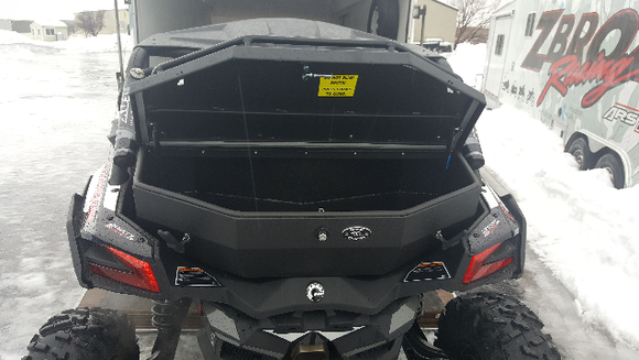CanAm Maverick X3 Turbo JUMBO UTV Cargo Boxes by Ryfab