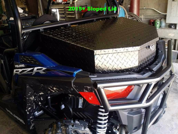 Ryfab Rzr 900 2015 Trail S And Xc Utv Cargo Boxes Free