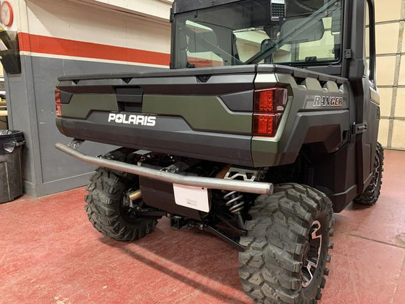 POLARIS RANGER REAR BUMPER by B&M Fabrication