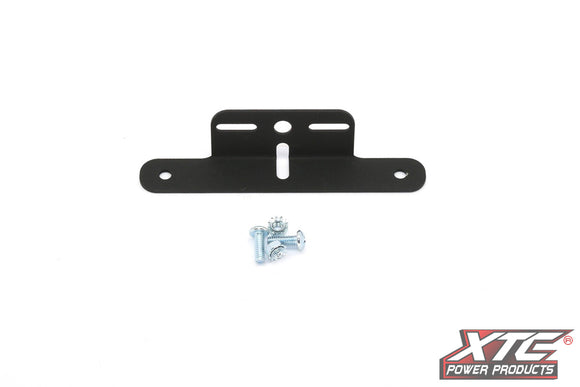 License Plate Frame Bracket – Black by XTC