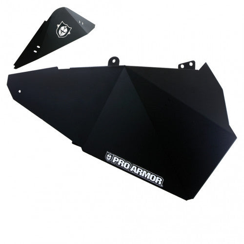 LOWER DOOR INSERT - RZR 900S 900XC 1000S
