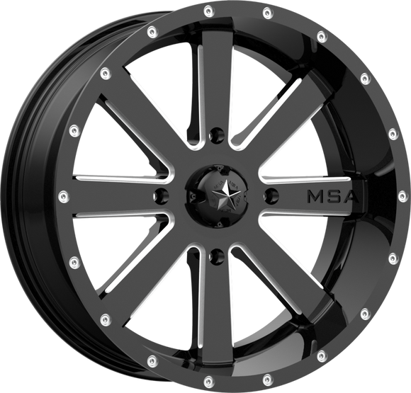 MSA M34 FLASH Wheel